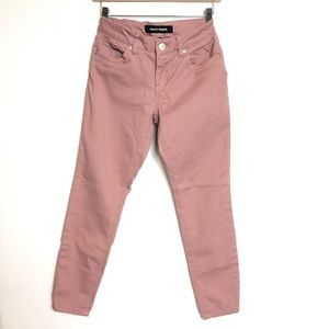 Ashley Mason Skinny Jeans Pink Size 3